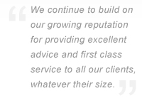 NJR Accountancy Ltd Provides Excellent Advice and First Class Service